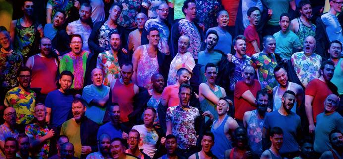 Meet gay men london
